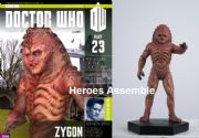 Doctor Who Figurine Collection #023 Zygon Eaglemoss